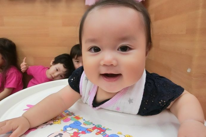 baby Aちゃん